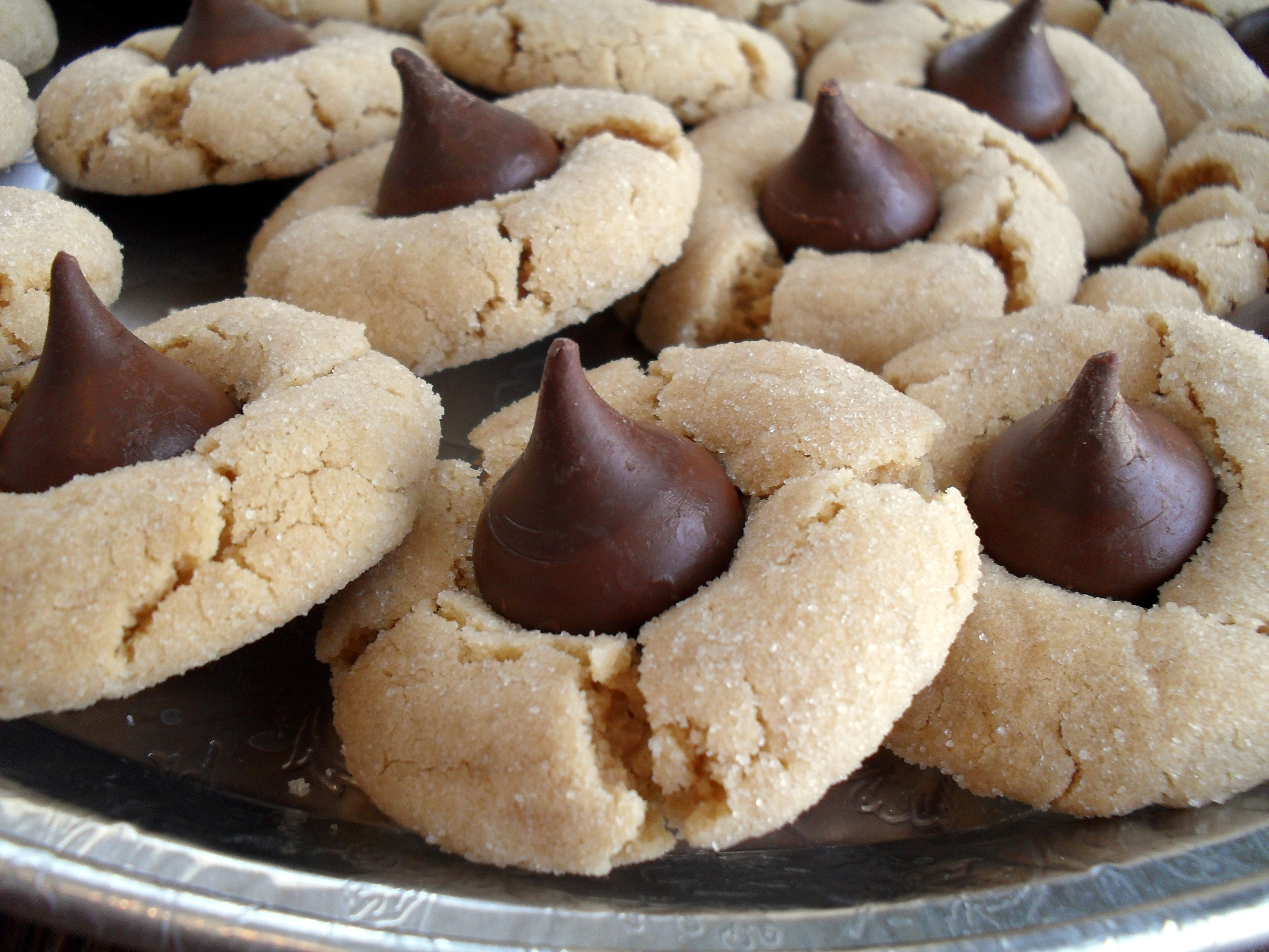 Cookies with a kiss recipe