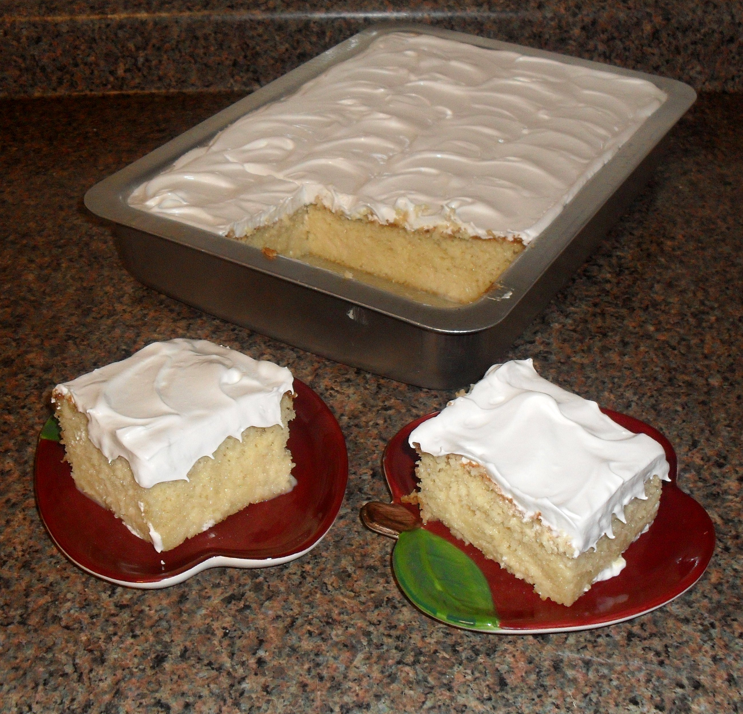 Tres Leches Cake | Veronica's Cornucopia