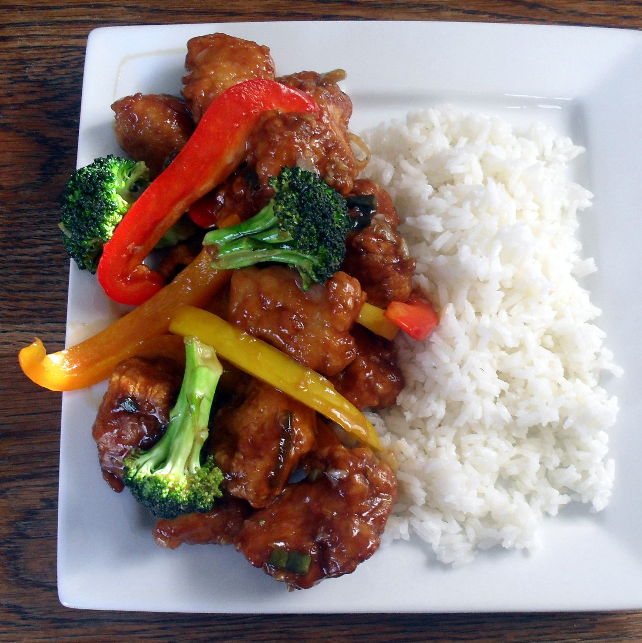 General Tso's Chicken | Veronica's Cornucopia
