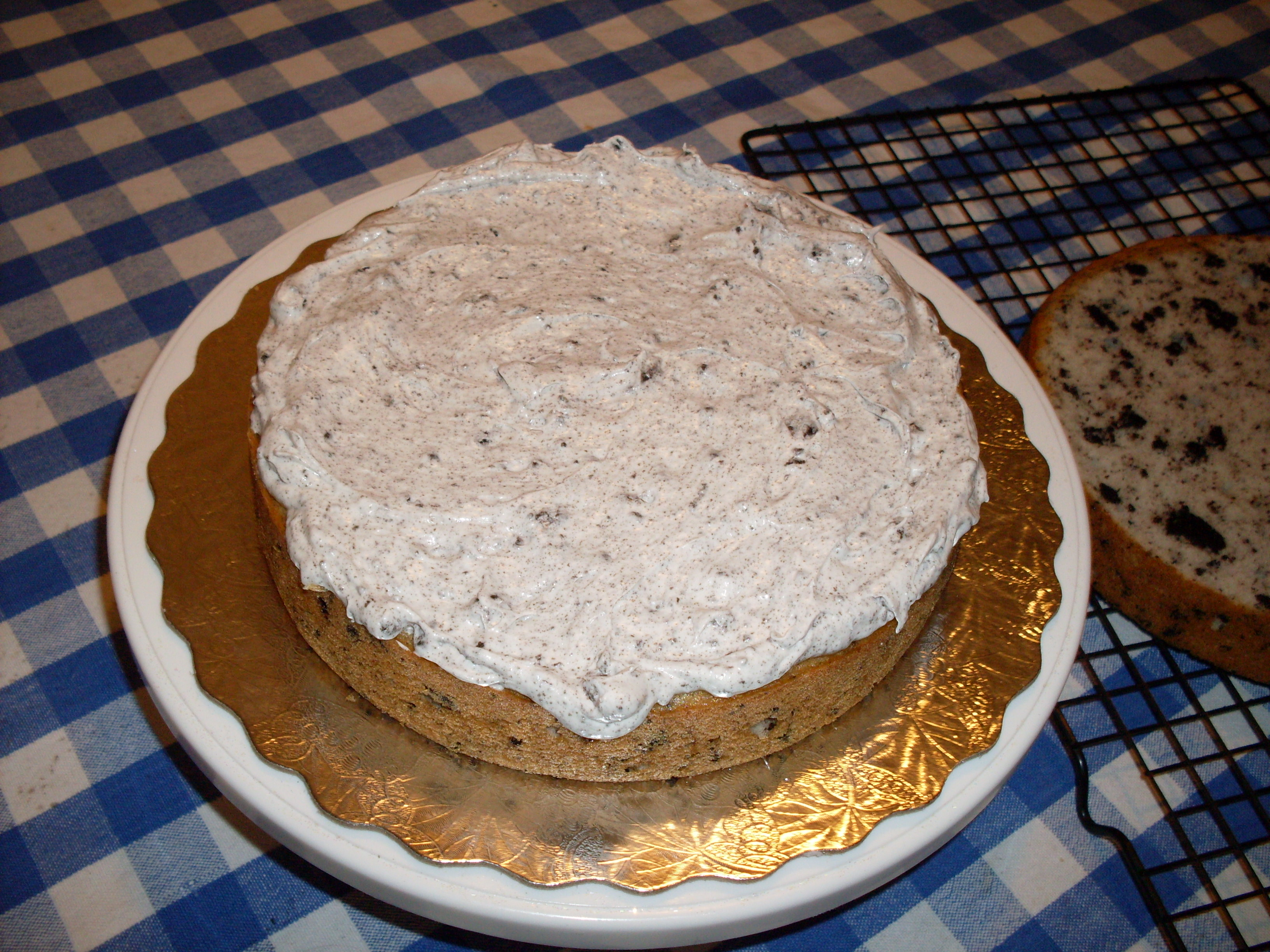cookies n cream cake the better baker guest post s cornucopia oreo 3044