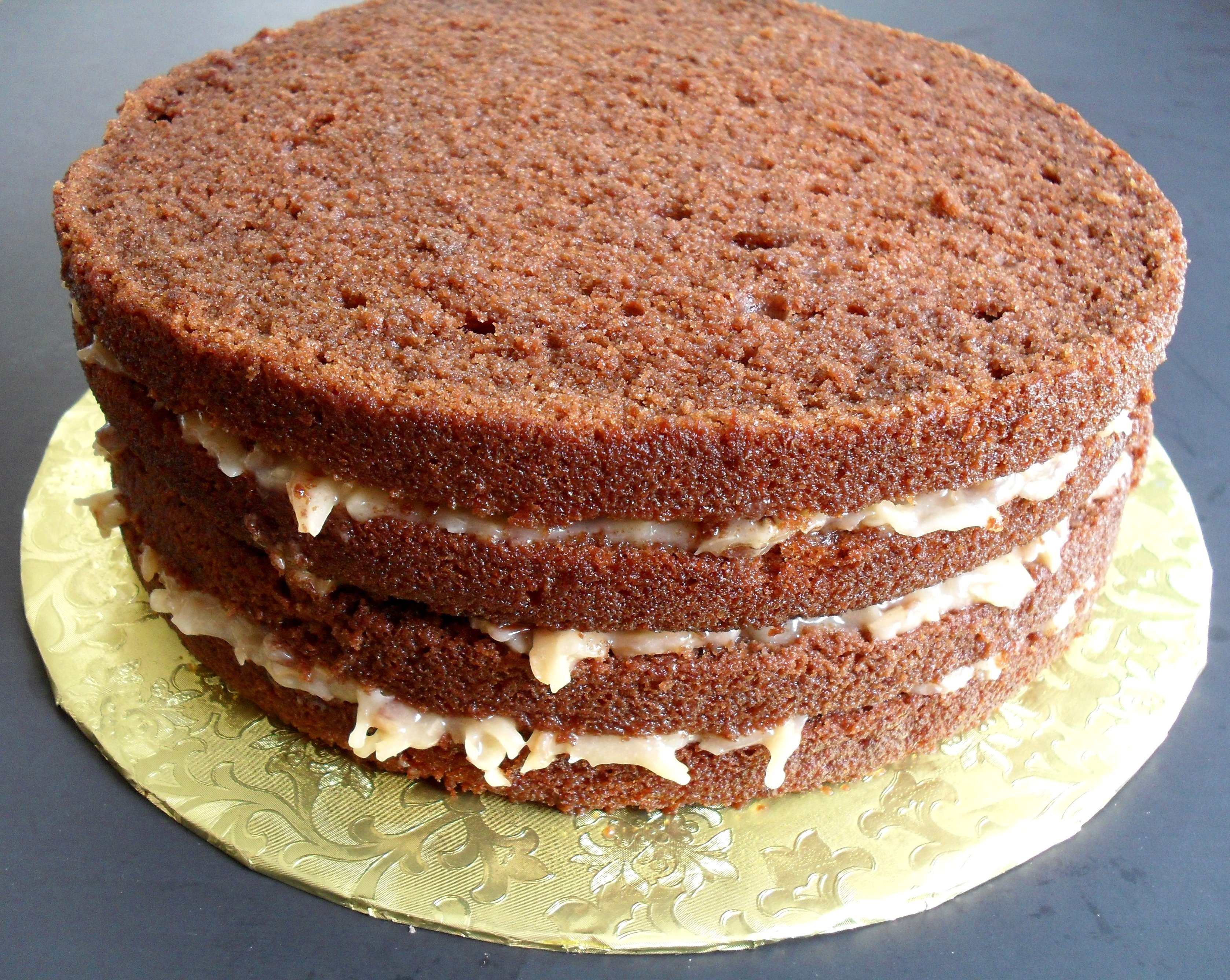 David Lebovitz's German Chocolate Cake | Veronica's Cornucopia