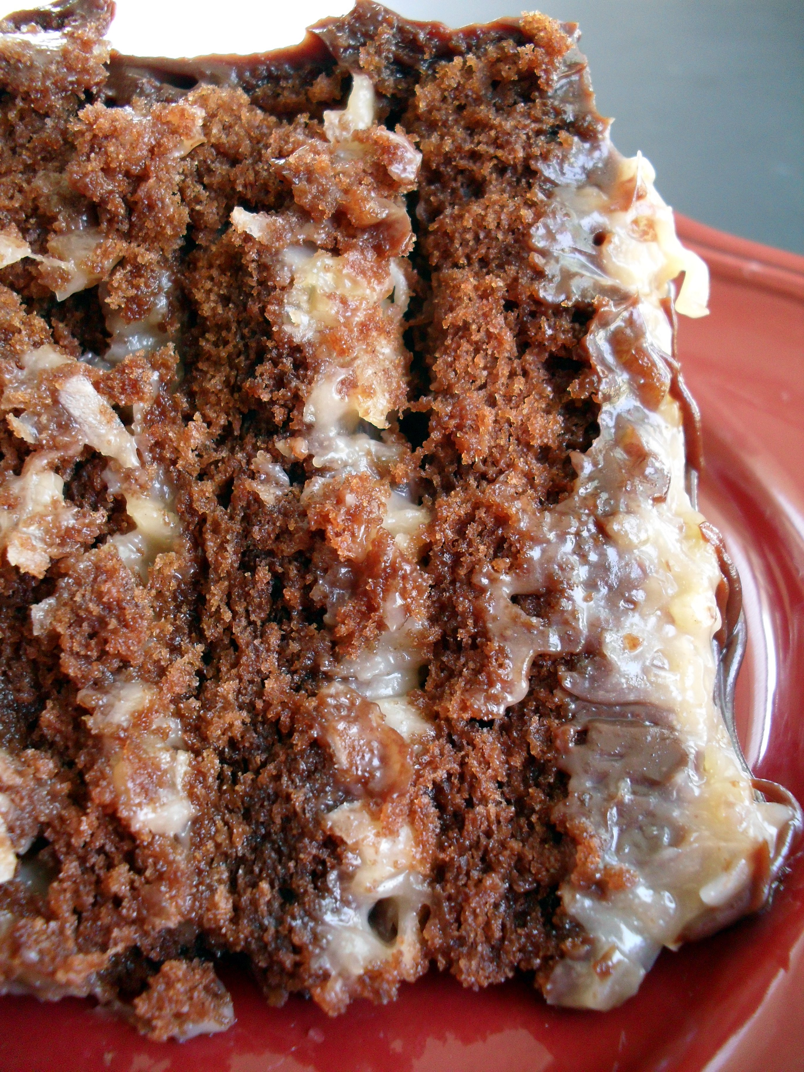David Lebovitz's German Chocolate Cake | Veronica's Cornucopia
