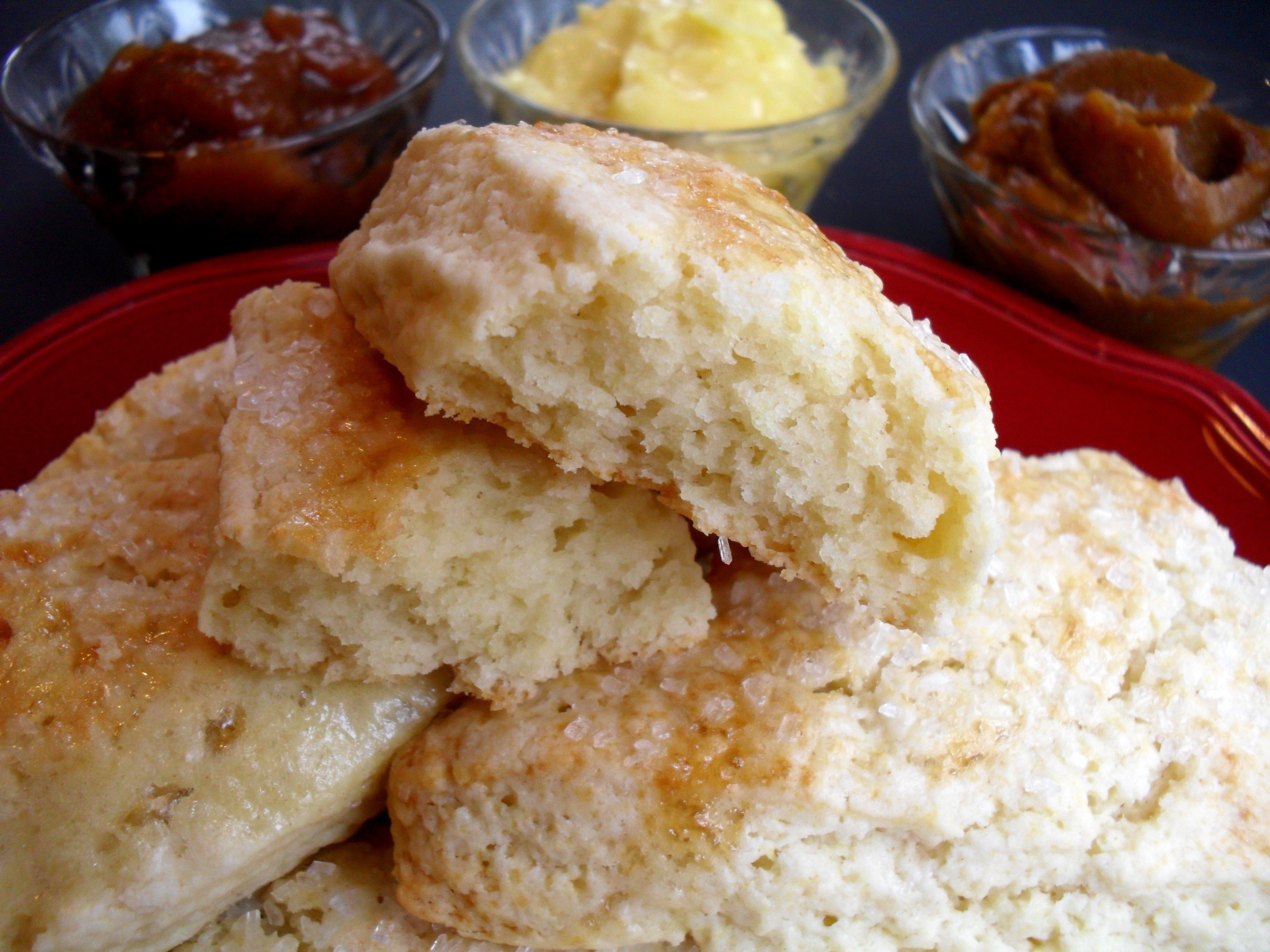 Sedona Cream Scones | Veronica's Cornucopia
