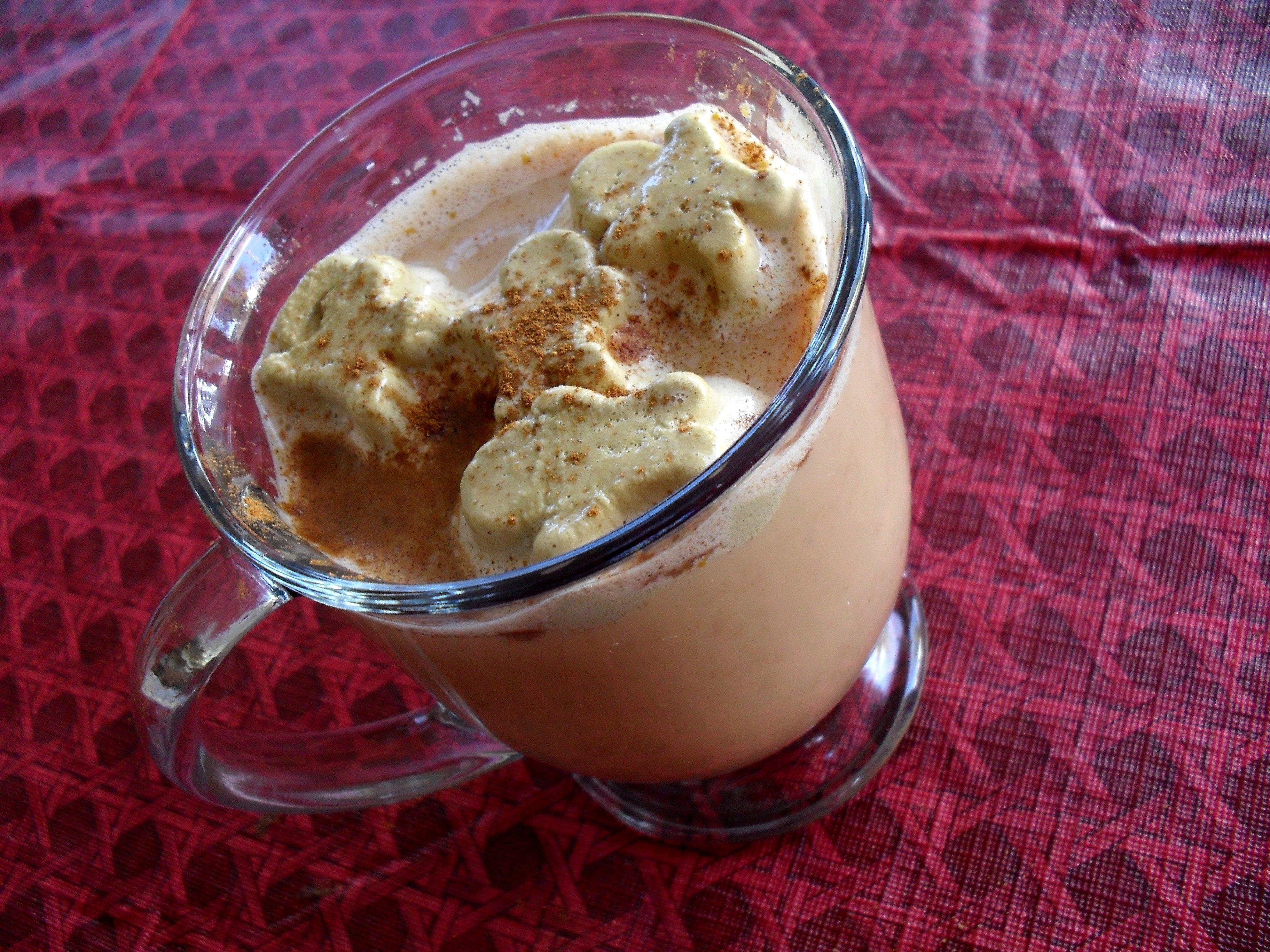 Skinny Pumpkin Spiced Latte | Veronica's Cornucopia