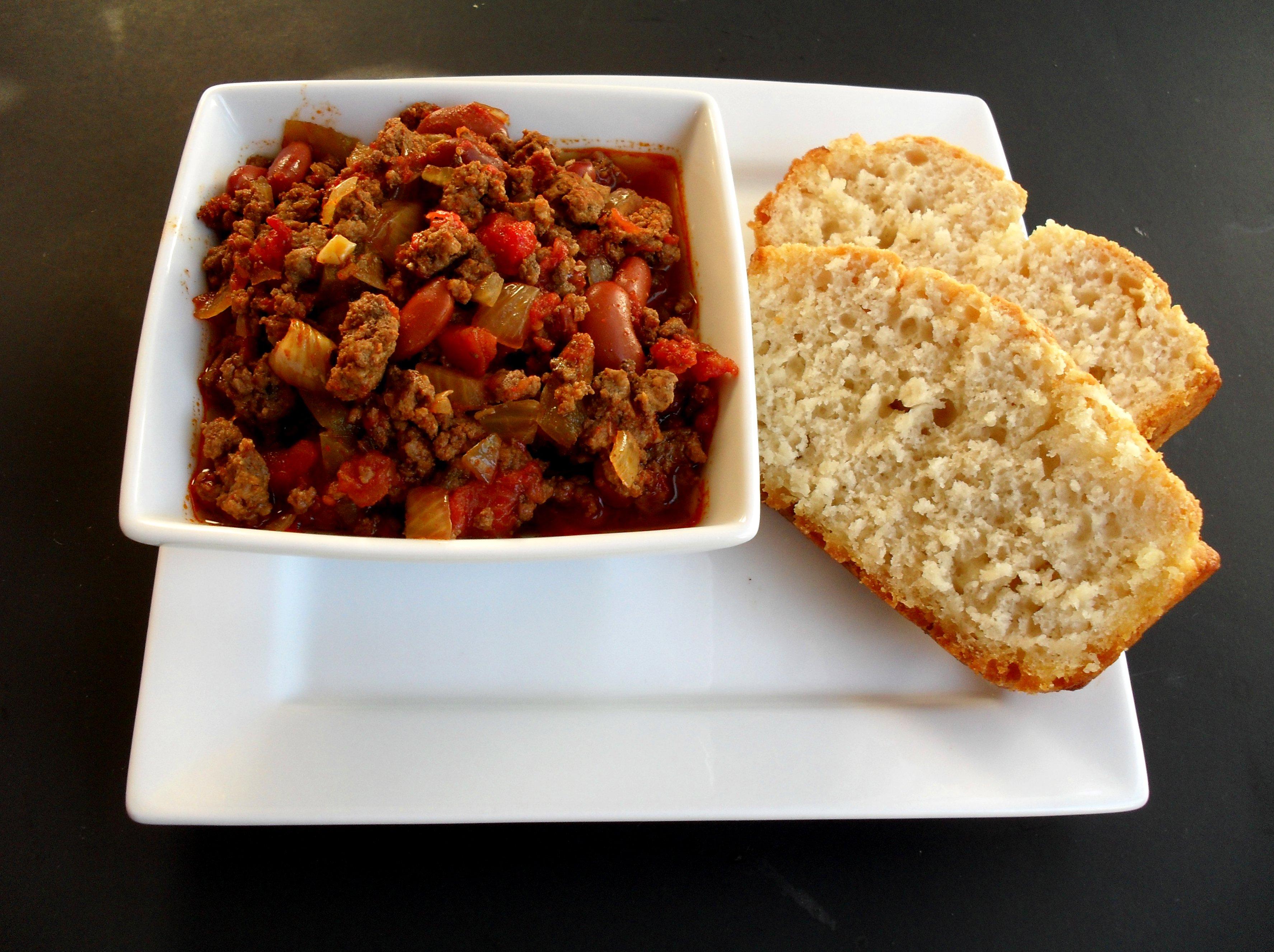 Jimmy Fallon's Crock-Pot Chili | Veronica's Cornucopia