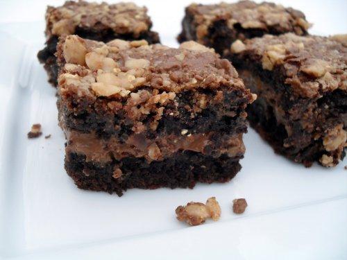 Mocha Toffee Brownies | Veronica's Cornucopia