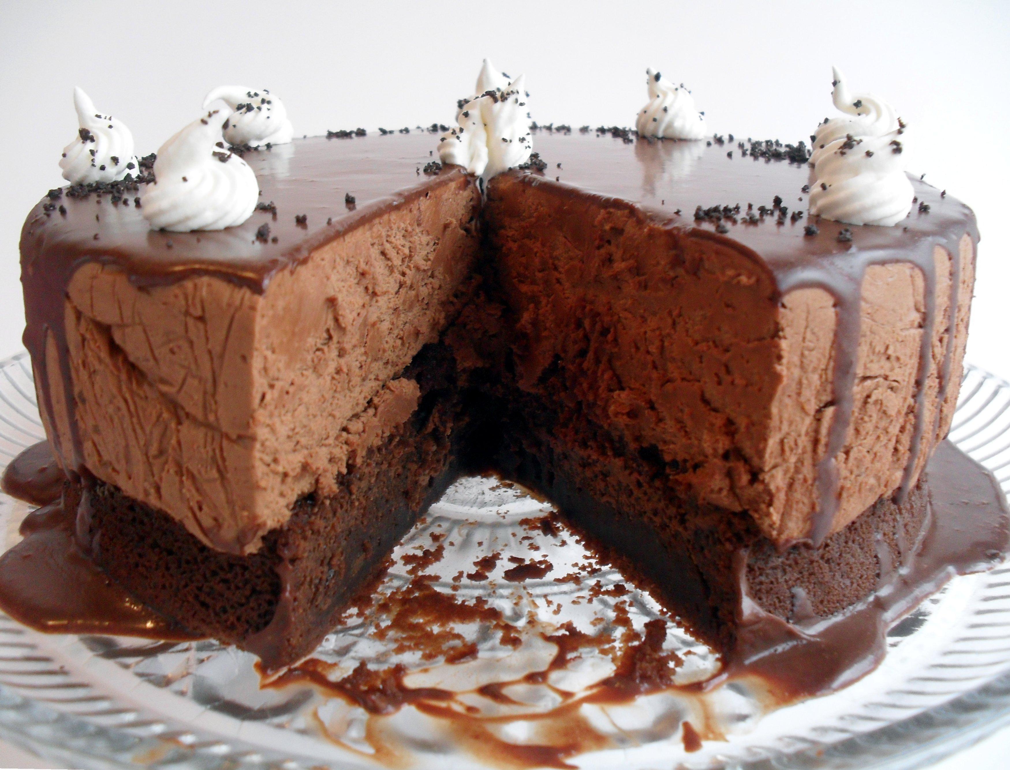 Gourmet Chocolate Decadence Recipe