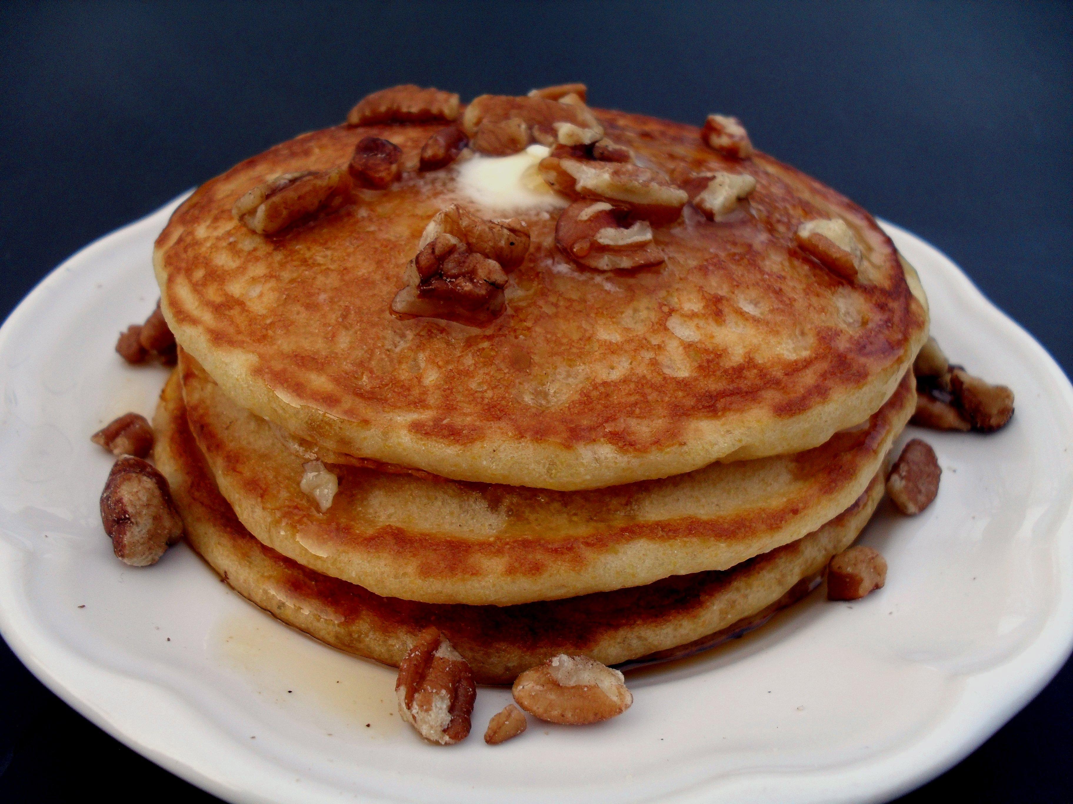 Meme's Cornmeal Griddle Cakes Recipes — Dishmaps