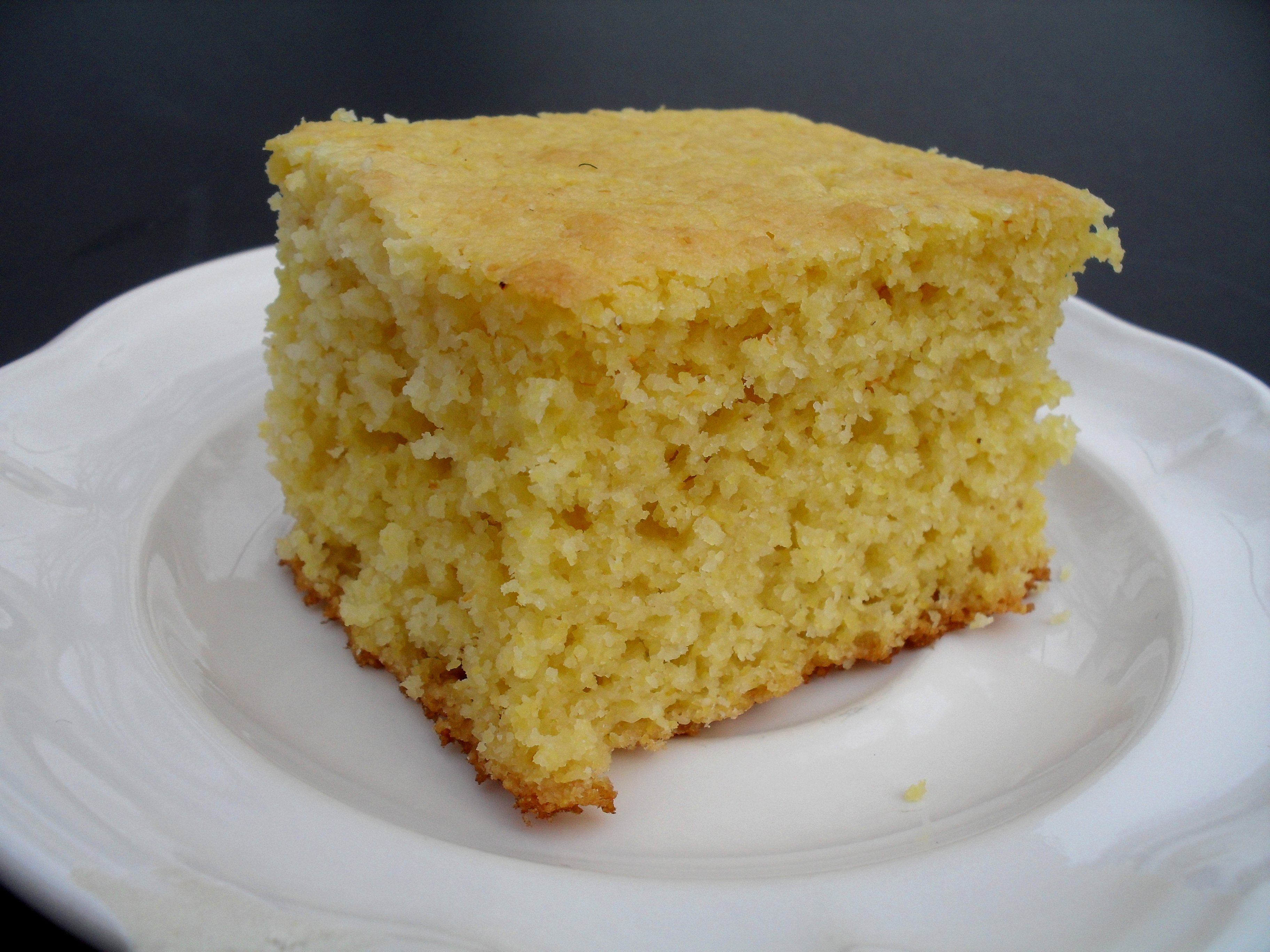 be? Mom made her cornbread with whole wheat flour. Every cornbread ...