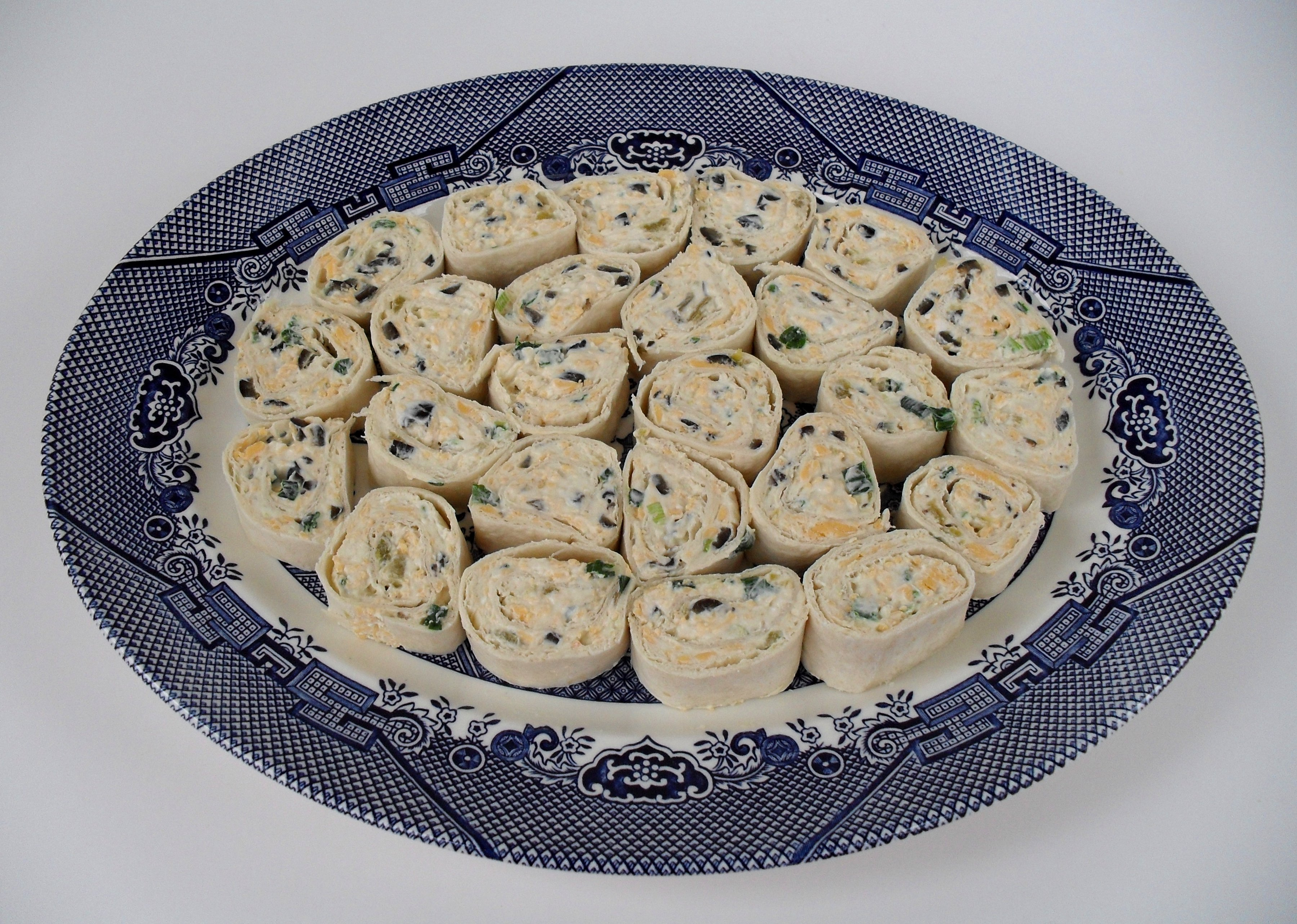 Tortilla Pinwheels   Veronica's Cornucopia