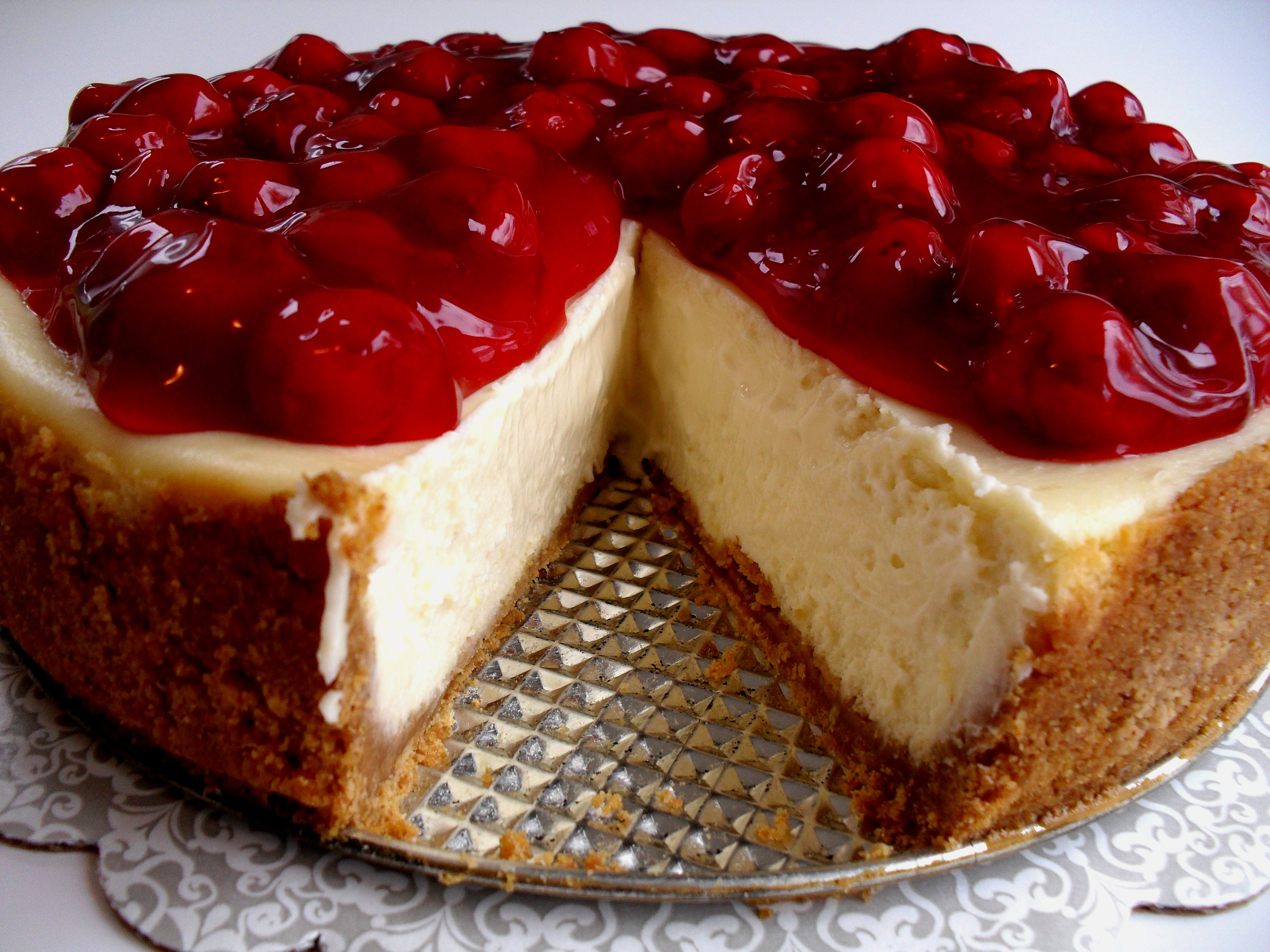 Tyler Florence Cheesecake Fascinating Tyler Florence  Veronica's Cornucopia Decorating Inspiration