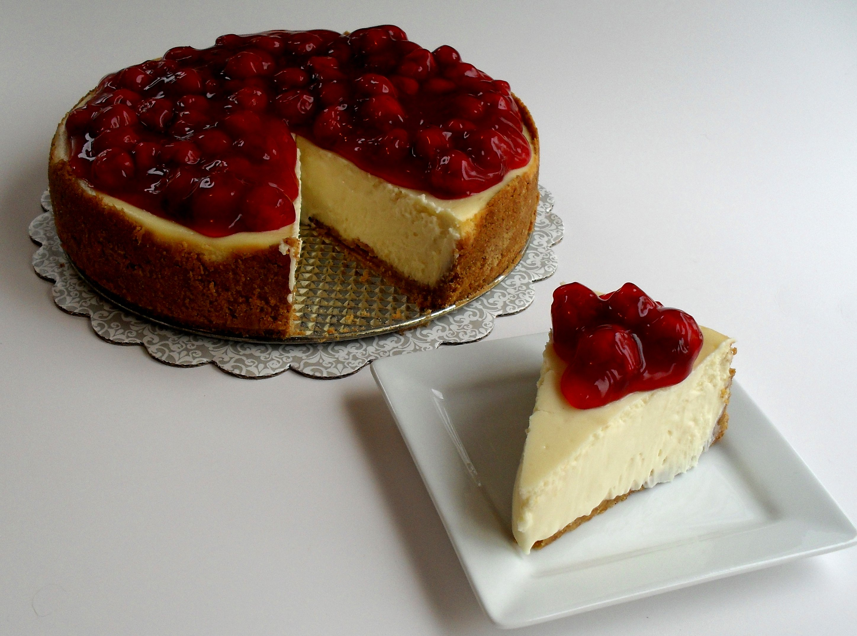 tyler florence crack proof cheesecake