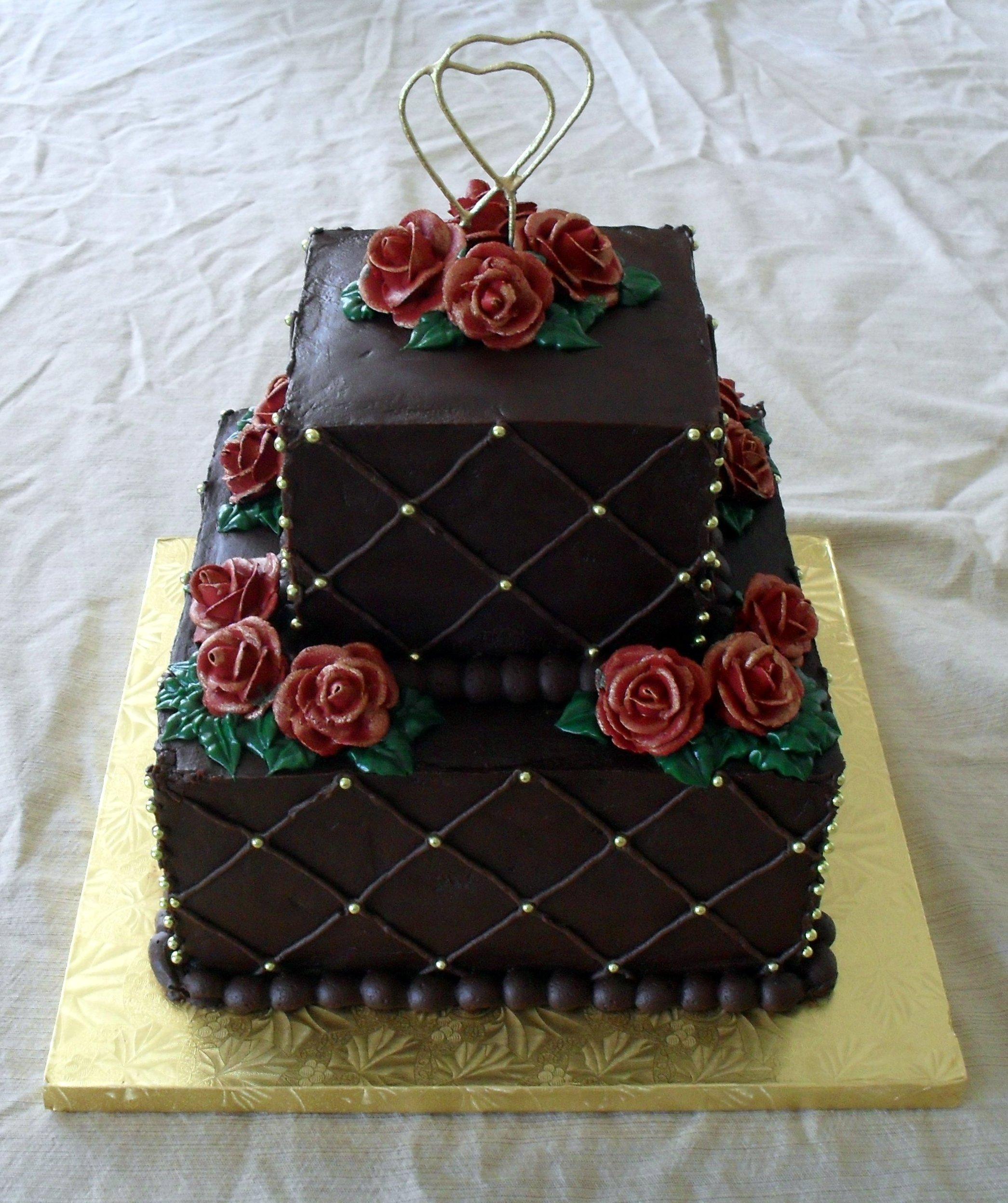 Wright S 5th Anniversary Cake 4 29 11 Veronica S Cornucopia