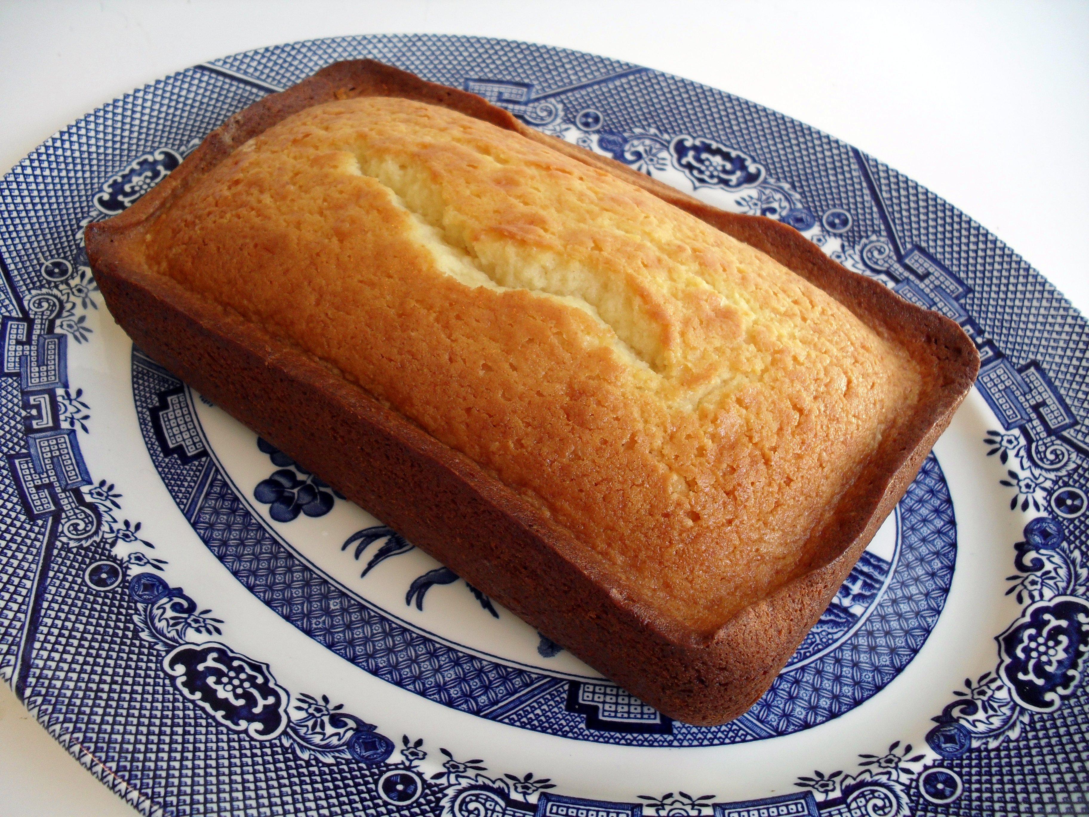 Sour Cream Pound Cake Bread Machine