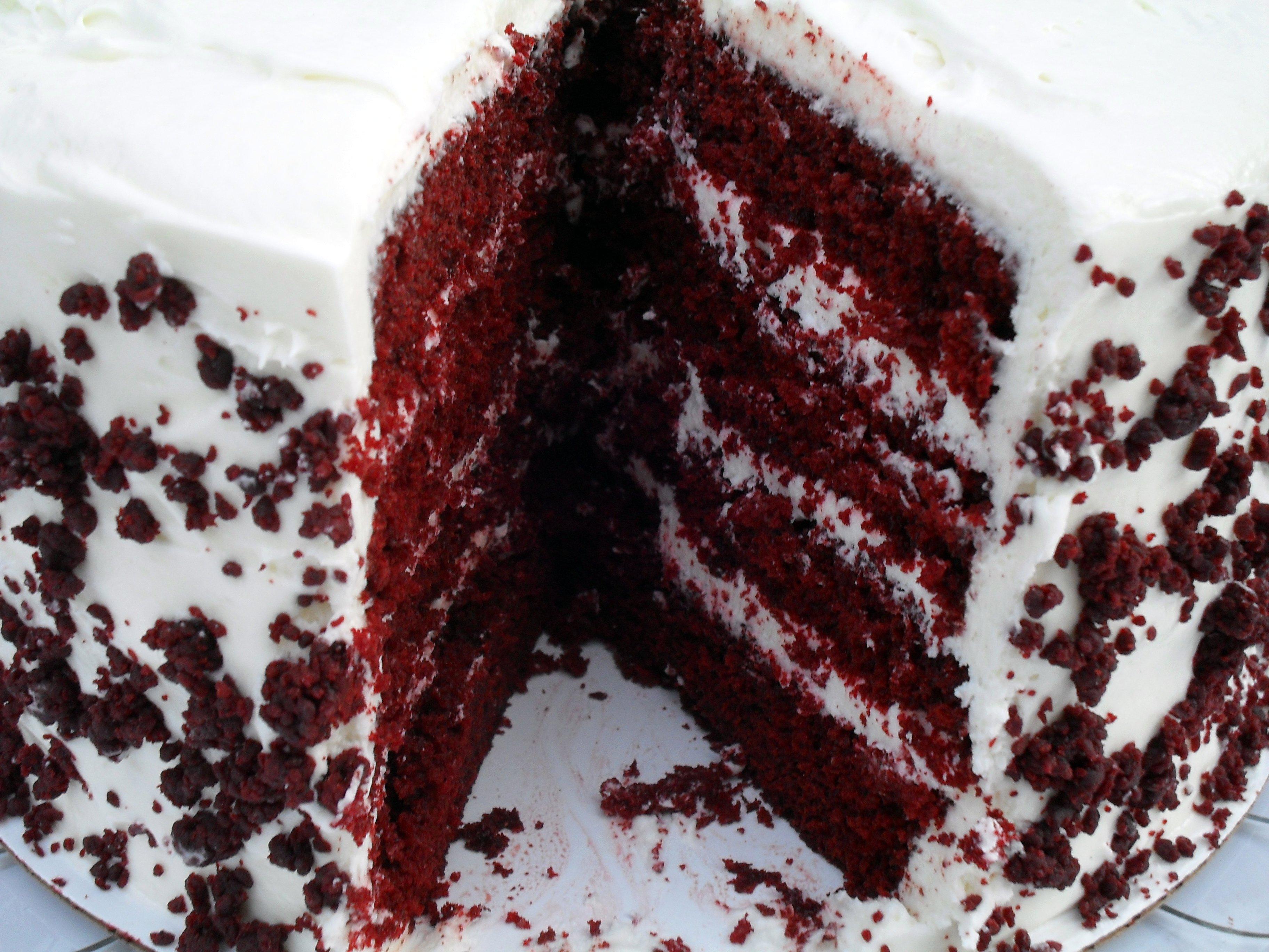 Red Velvet Cake Pops Easy