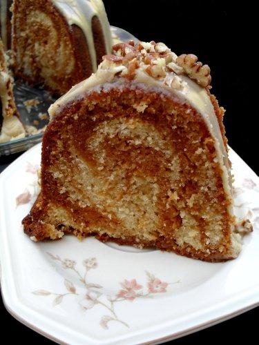 Butterscotch Swirl Cake Veronica S Cornucopia