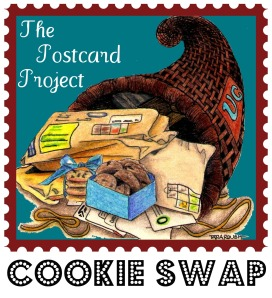 The Postcard Project Cookie Swap | veronicascornucopia.com