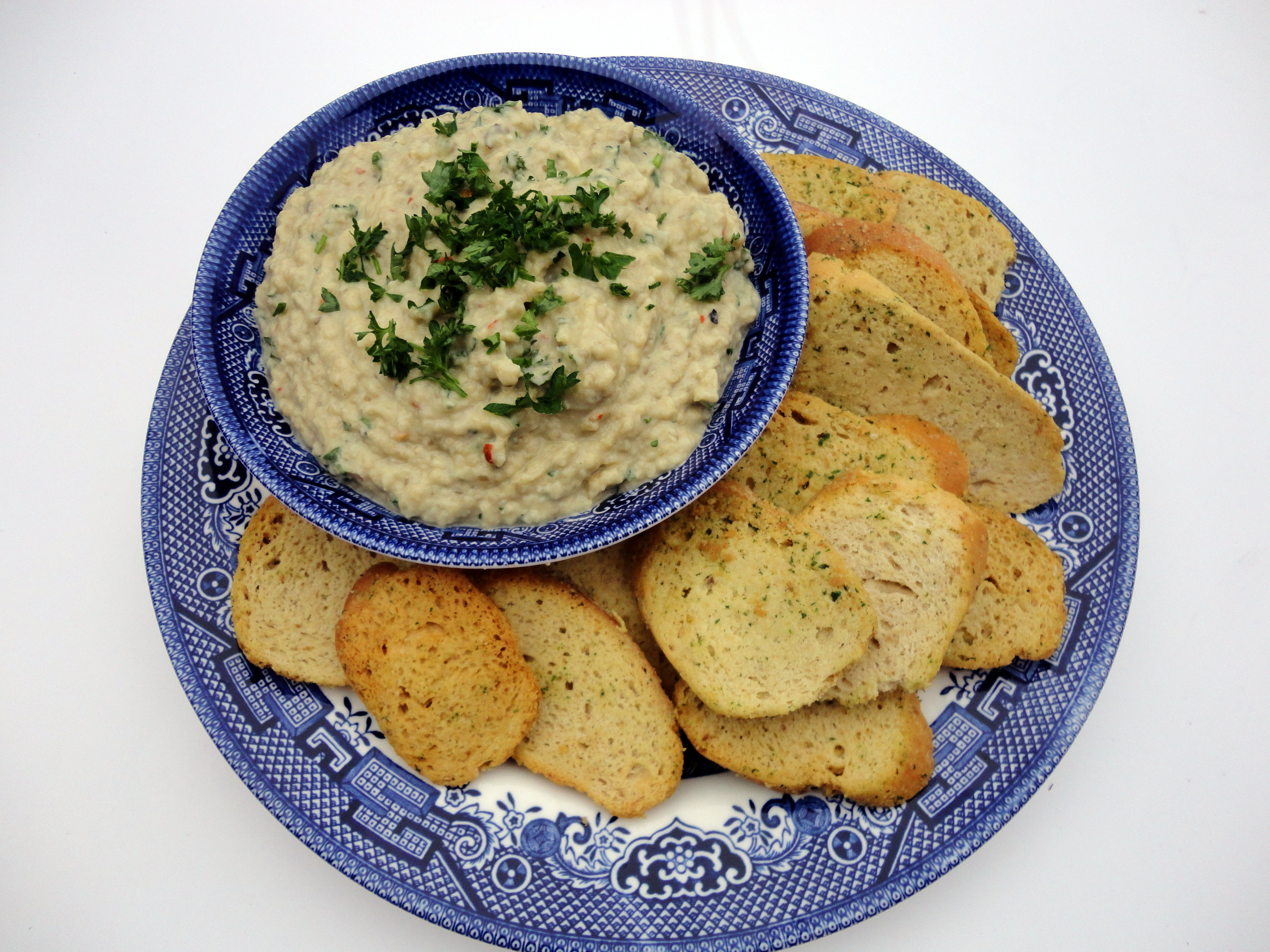 ... baba ghanoush recipe baba ganoush and pita jpg smoky baba ghanoush